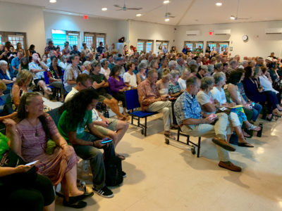 Kailua Residents Long For Past, Worry About Future