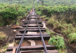 Honolulu To Repair Structures Atop Koko Head But Not Tramway