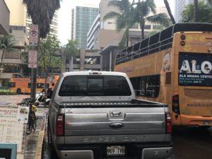 Navigating Waikiki, The Wild West Of Oahu Traffic
