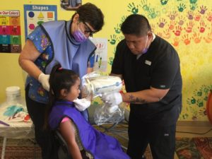 This Dental Care Program For Kids Doesn't Require A Trip To The Dentist