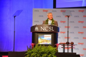Speaker Saiki Named President-Elect Of NCSL