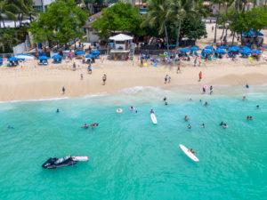 Proactive Beach Management Measures Underway In Waikiki