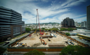 Can Hawaii's Construction Industry Make Up For Slumping Tourism?