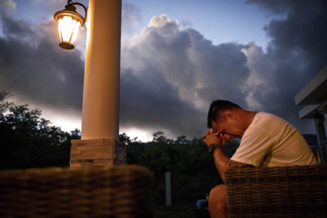 "ltar boys, students and Boy Scouts who are now suing Guam's Catholic archdiocese over decades of sexual abuse they say they suffered at the hands of almost three dozen clergy, teachers and scoutmasters. ""He took everything from me. From that day forward my demeanor changed. I break down, I hurt everyday and I still hurt,"" said Denton. But, he adds, ""he didn't ruin my faith. I still believe in God."" Former Archbishop of Agana, Anthony Apuron denies the allegations. (AP Photo/David Goldman)"