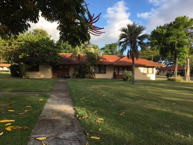 Residents say maintenance is a problem at Hickam Air Force Base