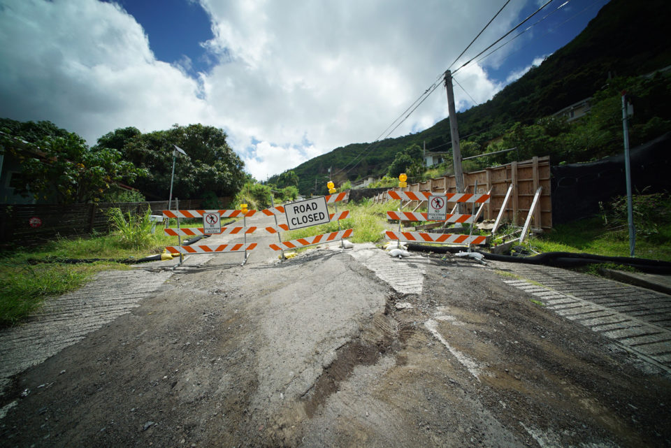 How One Honolulu Neighborhood Is Trying To Keep From Sliding Away
