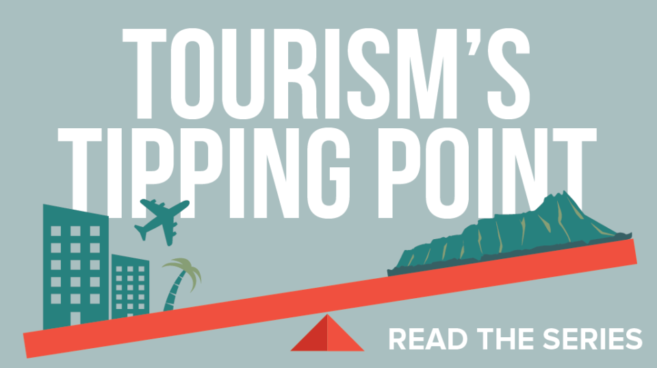 PSA Tourism's Tipping Point
