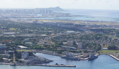 3 Detained With Live Mortar Round At Pearl Harbor Gate