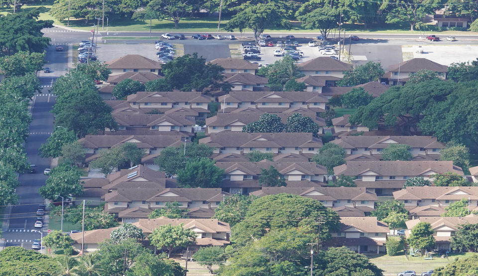 Complaints Of Unsafe, Unhealthy Housing Conditions Plague Hickam