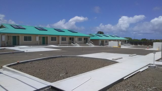 Big Island: Sorely Needed Public Housing Set To Open After