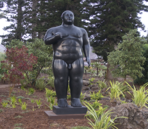 'Horrendous' Nude Sculptures On Lanai Taken Down After Public Outcry