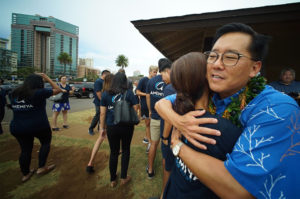 Government Workers Union Endorses Amemiya for Honolulu Mayor