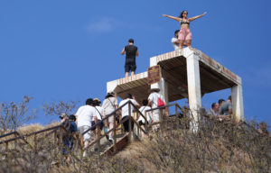 Denby Fawcett: Diamond Head's Lookout Is Falling Apart And There's Little Money To Fix It