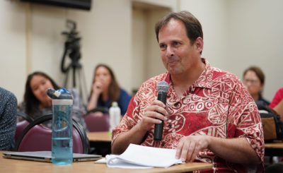 Head Of Hawaii's Teachers' Union Is Vying To Be Interim Superintendent