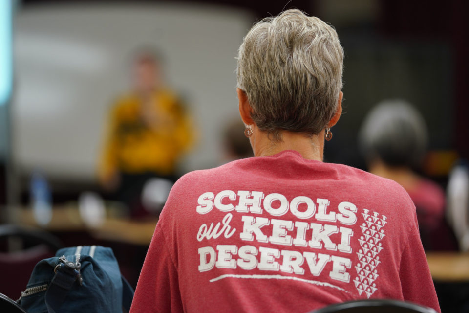 Teachers Weary Of Pay That Makes It Tough To Stay In The Classroom — Or Hawaii