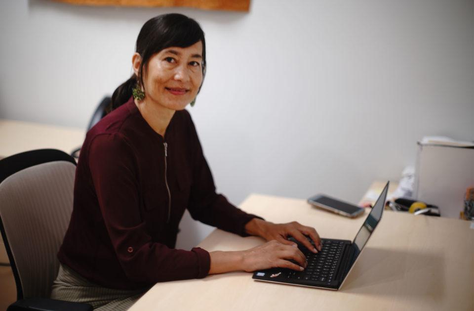 The Legal Clinic. Bettina Mok Executive Director.