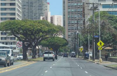 Honolulu Is Slashing Crosswalks As It Touts Pedestrian Friendly Policies