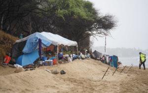 Denby Fawcett: Moving The Homeless Away From Diamond Head Cliffs