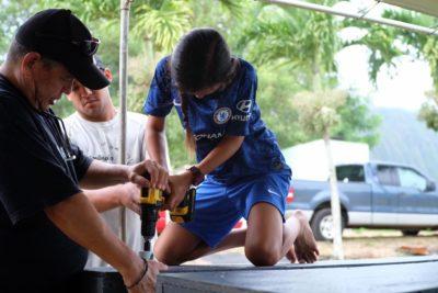 Oahu Nonprofit Uses Backyard Aquaponics To Promote Healthy Eating