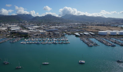 Honolulu Boatyard Agrees To Six-Figure Penalty For Keehi Lagoon Pollution