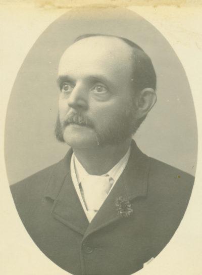 Samuel M. Damon became a prominent financier in Hawaii.