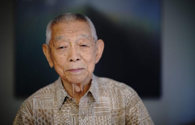 Fujio Matsuda Portrait.
