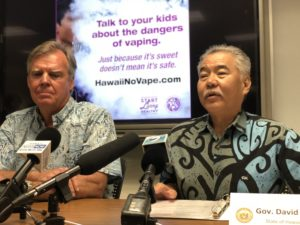 Hawaii Health Department Is Prepared To Ban E-Cigs If Needed