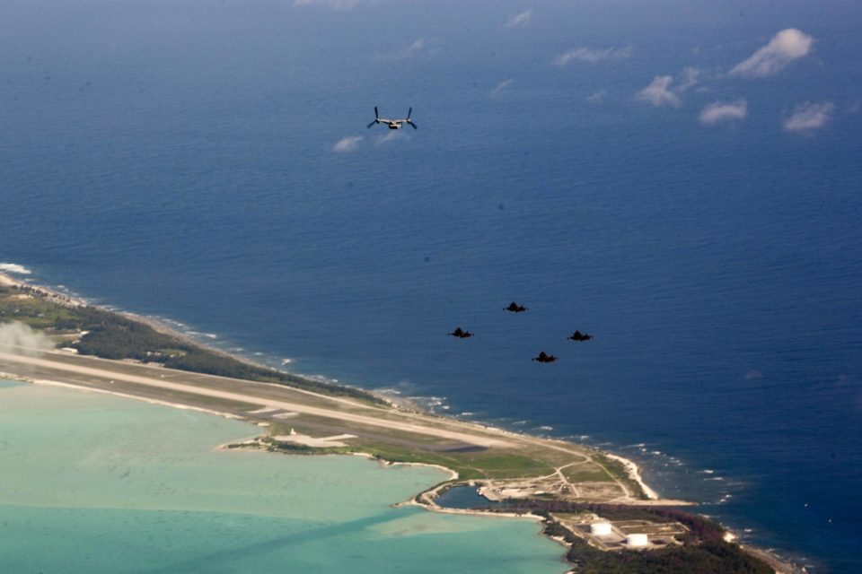 The U.S. Military Is Pouring Hundreds Of Millions Of Dollars Into Tiny Wake Island
