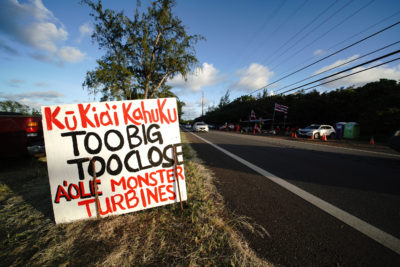 Hawaii's Green Energy Projects Search For Ways To Navigate Community Opposition