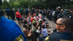 LRADS Have No Place At Peaceful Hawaii Protests