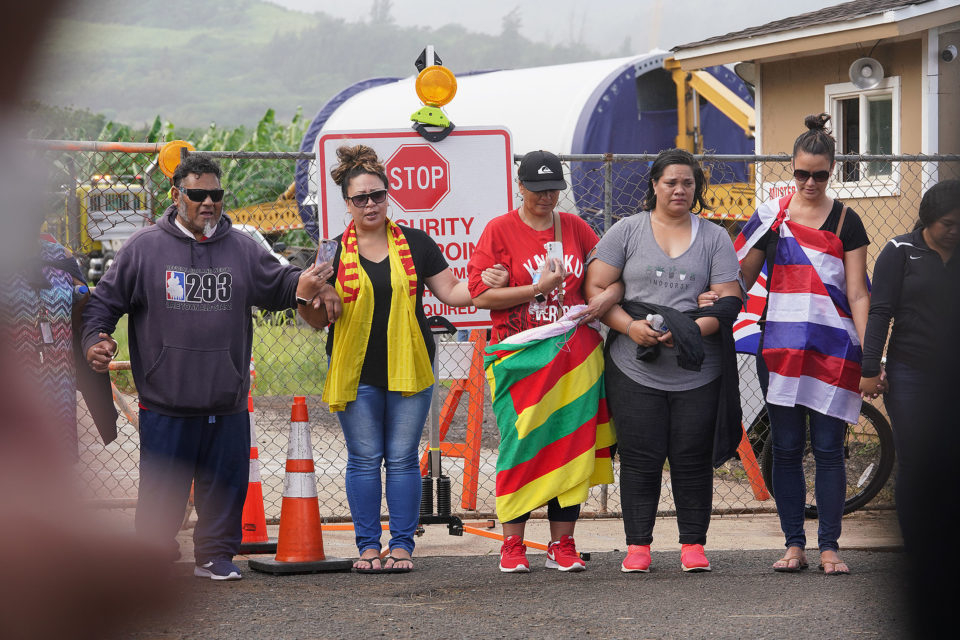 With Eye On Mauna Kea, Oahu Isn't Letting Protesters Stop Unpopular Projects