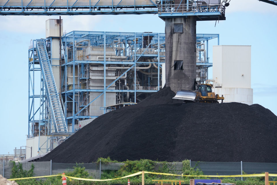 Coal-Burning Ban Among Measures On Track To Clear Hawaii Legislature