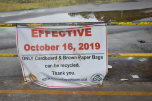 Big Island: County Recycling Cutbacks A Sign Of Global Market Changes
