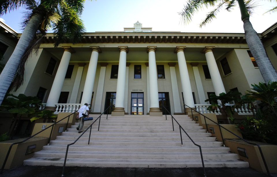 University Of Hawaii Officials Push Back Against Proposed Budget Cuts