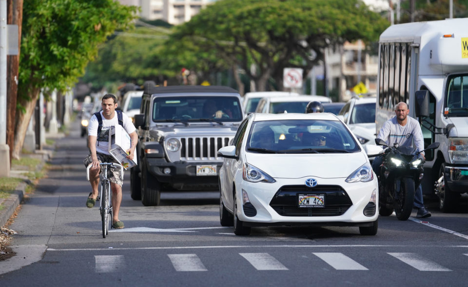 Hawaii Road Usage Charge Penalizes Fuel Efficiency