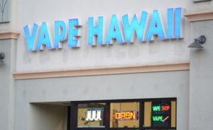Teen Vaping Is On The Rise In Hawaii