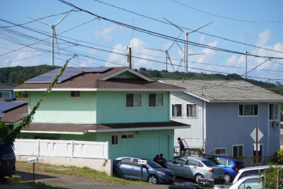 Residents And Policymakers Battle Over Hawaii Wind Energy Projects