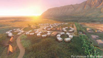 Trisha Kehaulani Watson: Let's Help Waianae 'Houseless' Help Themselves
