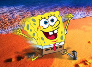Chad Blair: Is SpongeBob SquarePants More Than Just Nautical Nonsense?