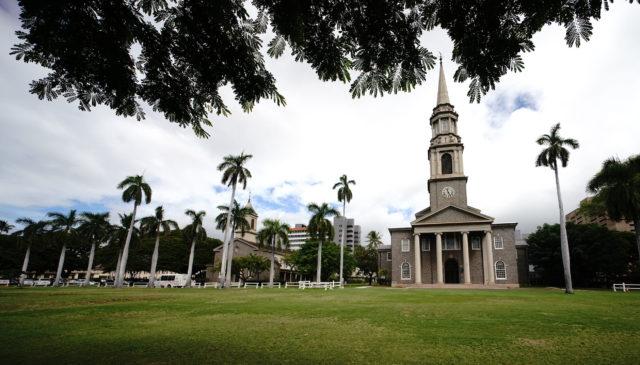 Central Union Church.