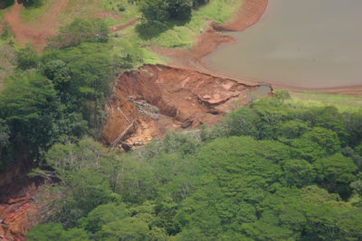 More Than 40% Of Hawaii Dams In Poor Or Unsatisfactory Condition