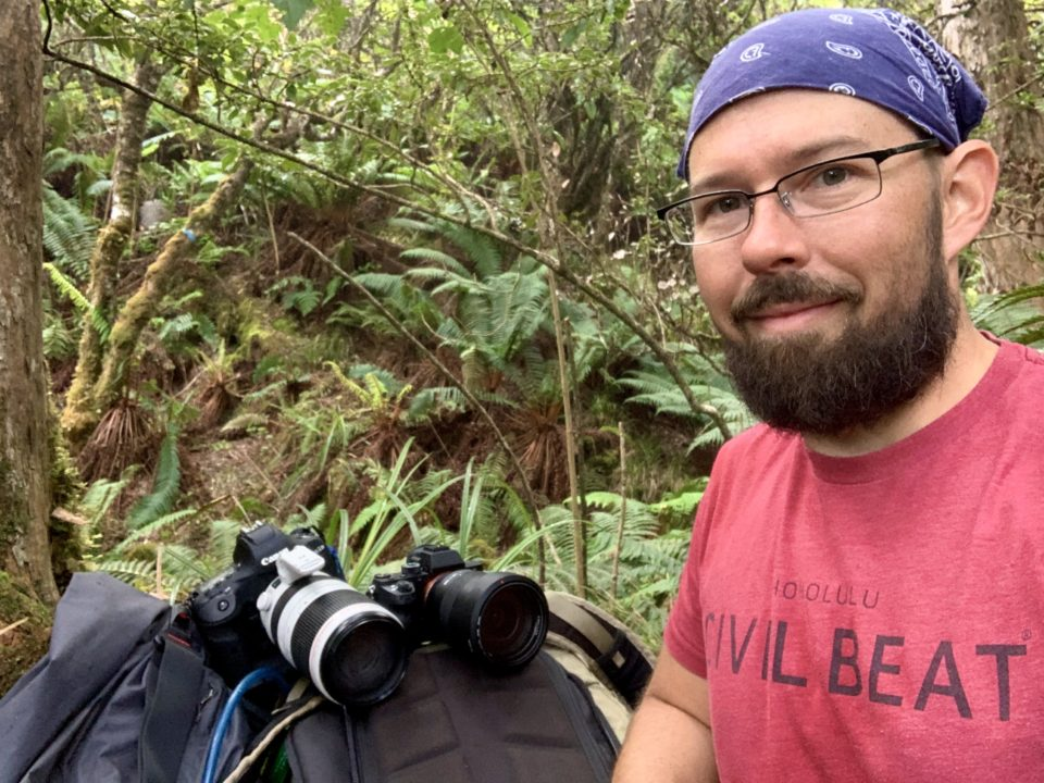 My Slog To Find Rare Birds In A Remote Maui Rainforest