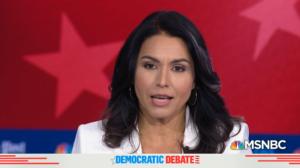 Trump Campaign Praises Gabbard's Attacks On Democrats
