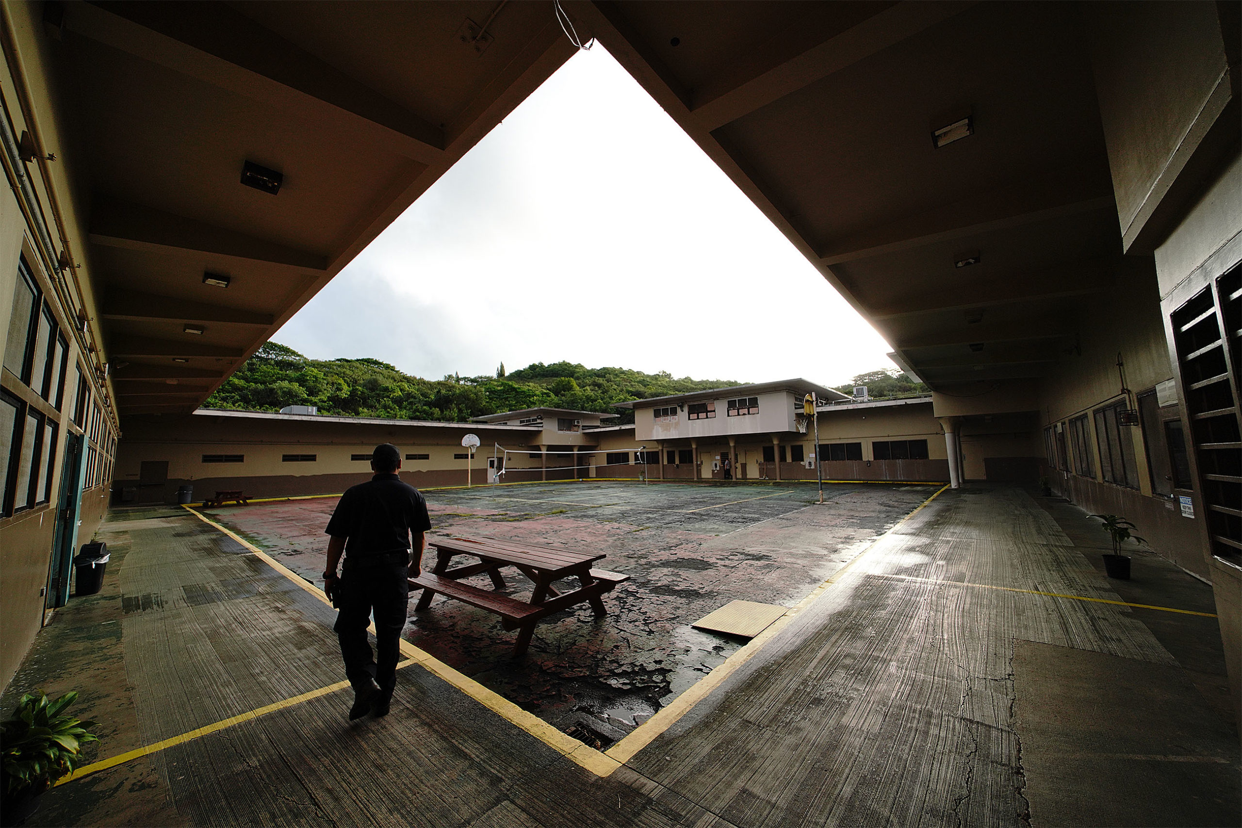 <p>The Women's Community Correctional Center in Kailua only houses female inmates who have been sentenced to one year or more in prison. The operating capacity is 341 and the population as of last week was 247.</p>