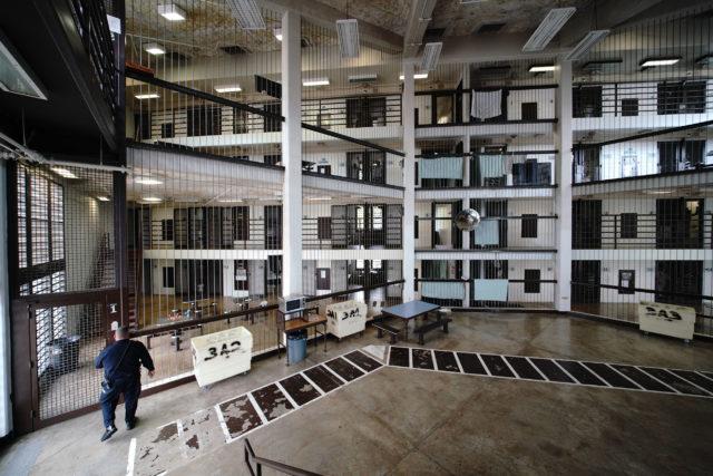 Halawa Correctional Facility tour 2019.