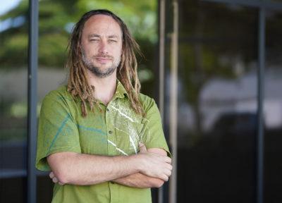 Portrait of Jeff Gilbreath image.
