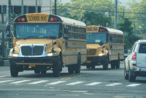 DOE School Bus Passes Can Be Acquired Online