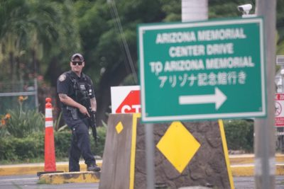 3 Dead, 1 Wounded In Shooting At Pearl Harbor Naval Shipyard