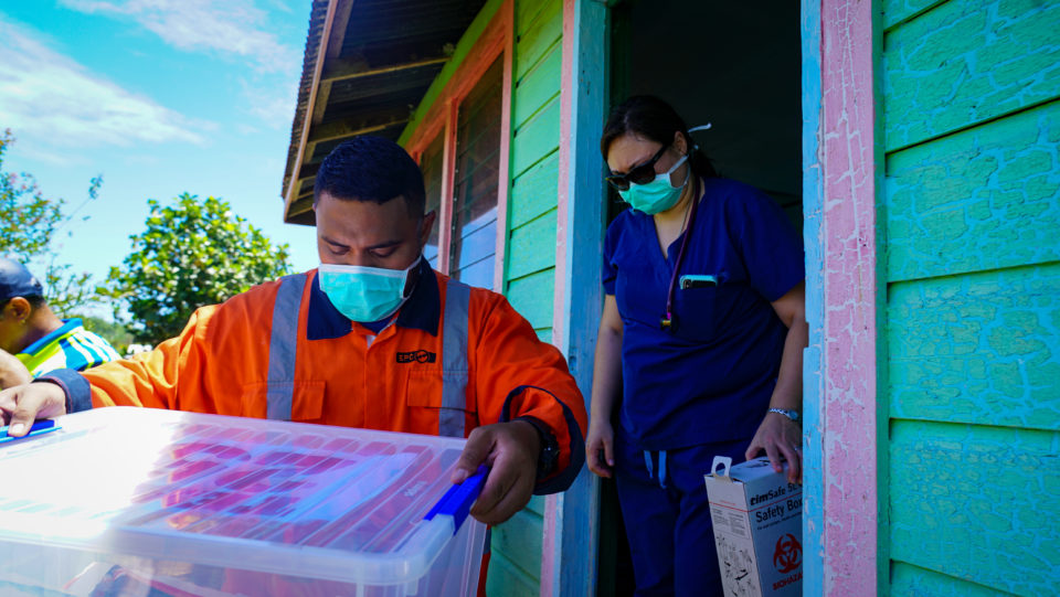 'One Giant Pediatric Measles Ward': A Samoan Hospital Is Overwhelmed