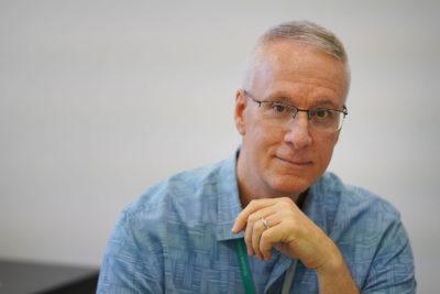 Wahiawa General Hospital CEO Brian Cunningham.